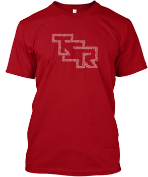 Tsr Içinde Zar Dungeons And Dragons Hanes Tagless Tee T-Shirt